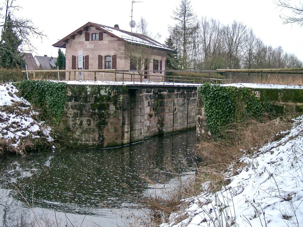 Photo of Lock 72